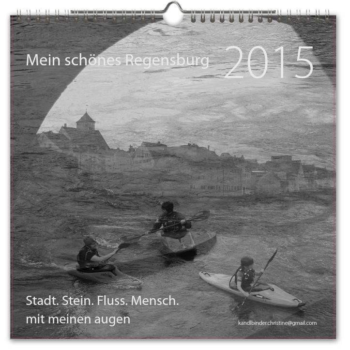 Kalender 2015 - Titelbild