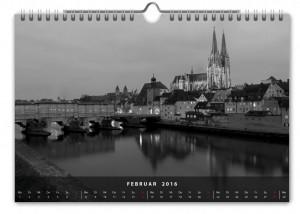 Kalender 2016 - Februar