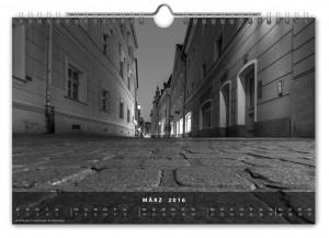 Kalender 2016 - März