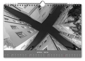 Kalender 2016 - April