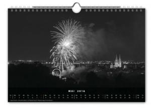 Kalender 2016 - Mai