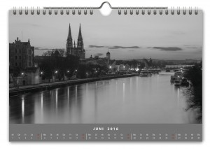 Kalender 2016 - Juni