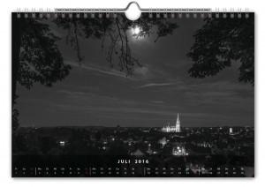 Kalender 2016 - Juli