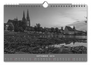 Kalender 2016 - September