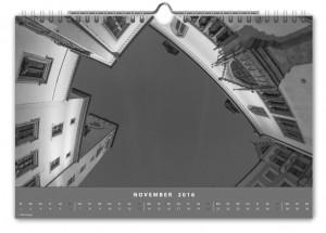 Kalender 2016 - November