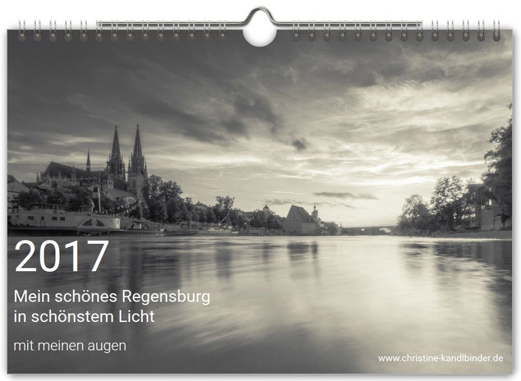 Kalender 2017 - Titelbild