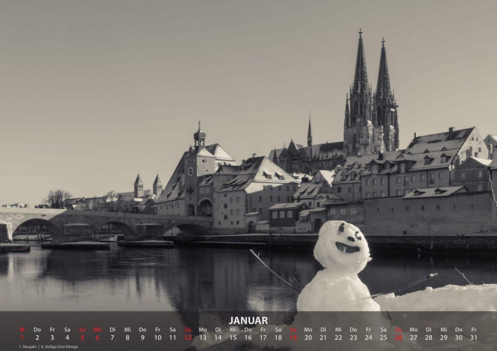 Kalender 2020 - Januar