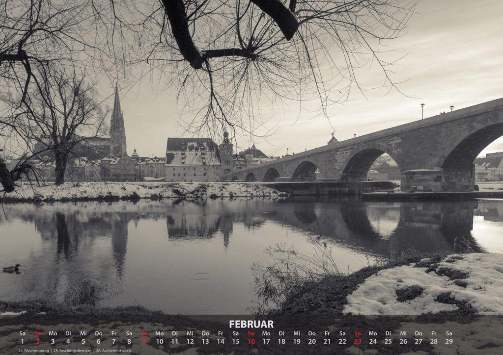 Kalender 2020 - Februar