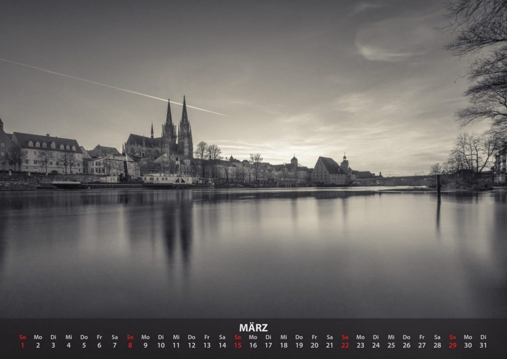 Kalender 2020 - März