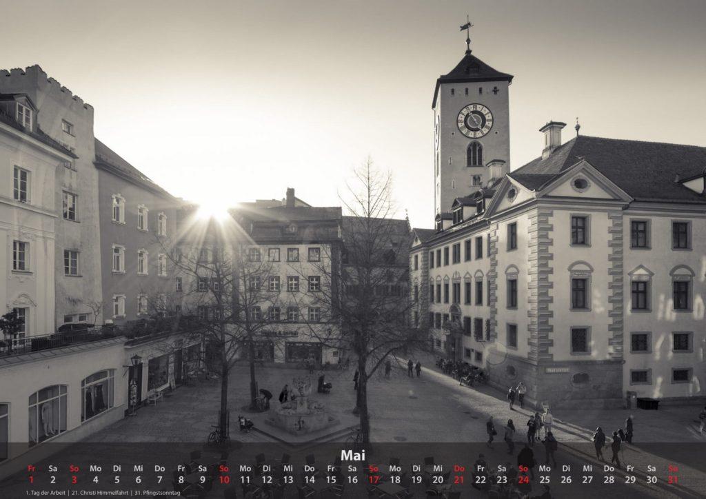 Kalender 2020 - Mai