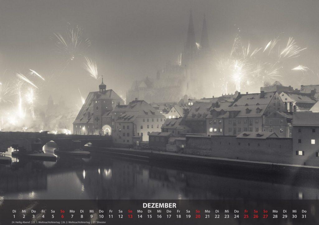 Kalender 2020 - Dezember